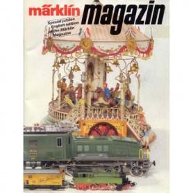 Märklin 173285 Märklin Magazin Special Jubilee English Edition of the Märklin Magazin