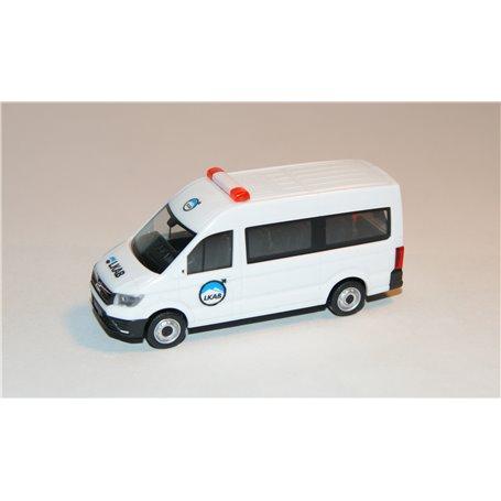 "AHM AH-719 MAN TGE Buss ""LKAB"""