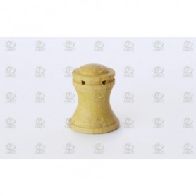 Amati 4110.01 Gångspel, vertikalt, trä, höjd 15 mm, 1 st