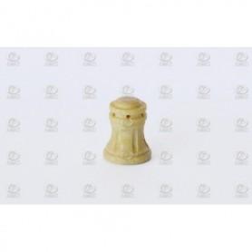 Amati 4116.02 Gångspel, vertikalt, trä, höjd 10 mm, 10 st
