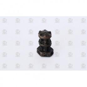 Amati 4117.04 Gångspel, metall, vertikalt, höjd 16 mm, 1 st