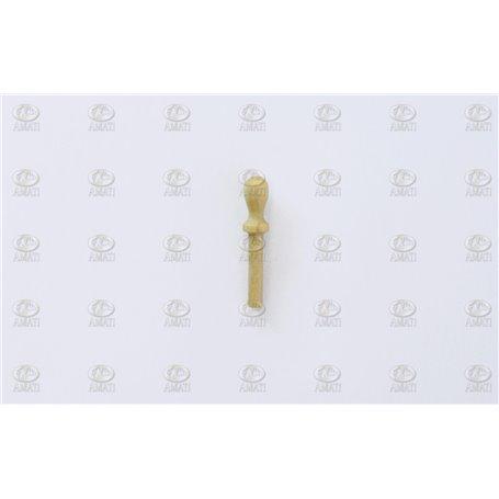 Amati 4105.14 Koffernagel, ljust trä, längd 14 mm, 100 st