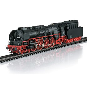 Märklin 39242 Ånglok med tender klass BR 08 1001 typ DR/DDR