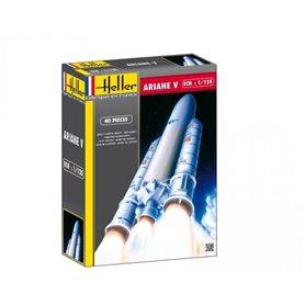 "Heller 80441 Rymdraket ""Ariane V"""