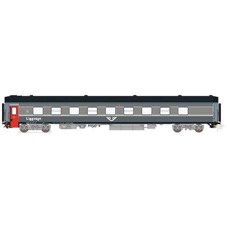 HNoll HN.1152DC Liggvagn SSRT BC4 5429
