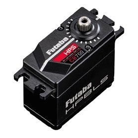Futaba HPS-CB700 Servo digitalt borstlöst HPS-CB700 Bil/Båt Servo 49kg 0.07s S.BUS2/HV