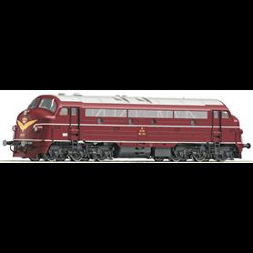 Roco 68852 Diesellok Nohab MY 1114 typ DSB