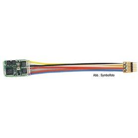 Fleischmann 685404 6-pin plug decoder (NEM 651)