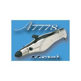 Aztek A7778 Färgspruta i metall, levereras i exklusiv trälåda.