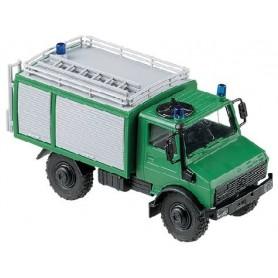 """Roco 694 Unimog U 2450 Airfield Fire Engine """"Federal German Border Police"""""""