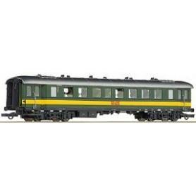 "Roco 838 Personvagn 73 767 Ffm B4y(e) ""RK 405"""