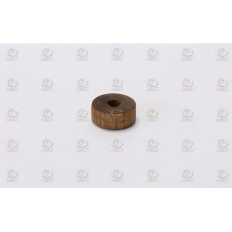 Amati 4271.04 Hjul i trä, med hål, diameter 4 mm, 50 st