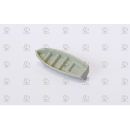 Amati 4300.28 Livbåt, plast, längd 28 mm, 10 st