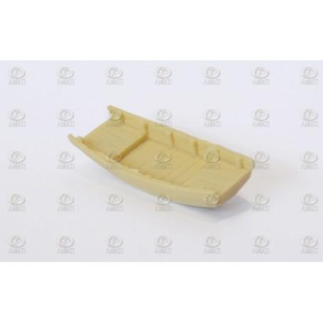Amati 4304.02 Sampan, resin, längd 55 mm, 1 st