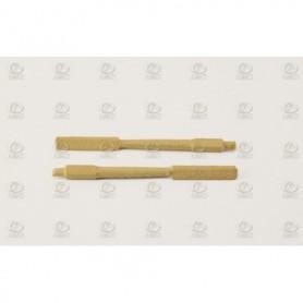 Amati 4307.00 Åra, trä, längd 35 mm, 10 st