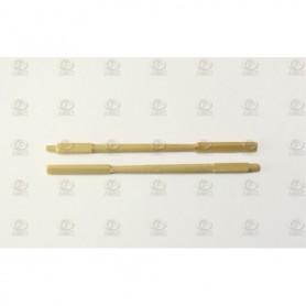 Amati 4307.08 Åra, trä, längd 80 mm, 10 st