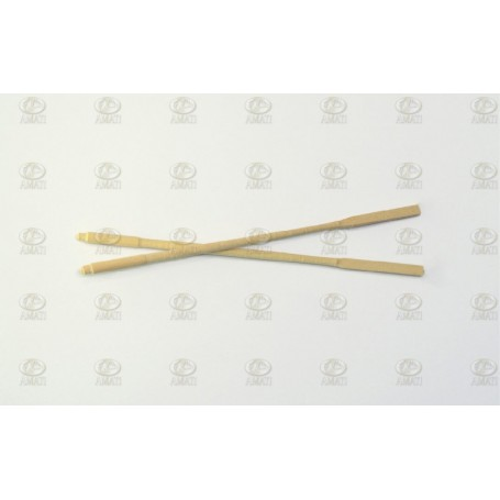 Amati 4307.10 Åra, trä, längd 100 mm, 4 st