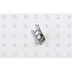 Amati 4324.03 Trappa, metall, höjd 10 mm, 2 st