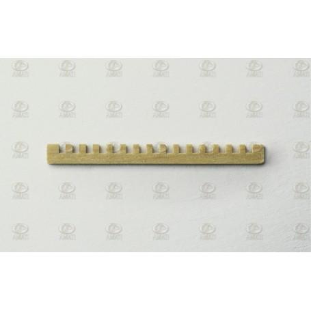 Amati 4325.06 Galler, trä, mått 30 x 30 mm, inenhåller 30 delar, blir 1 galler