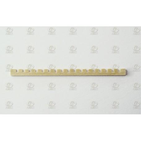 Amati 4325.07 Galler, trä, mått 52 x 52 mm, inenhåller 30 delar, blir 1 galler