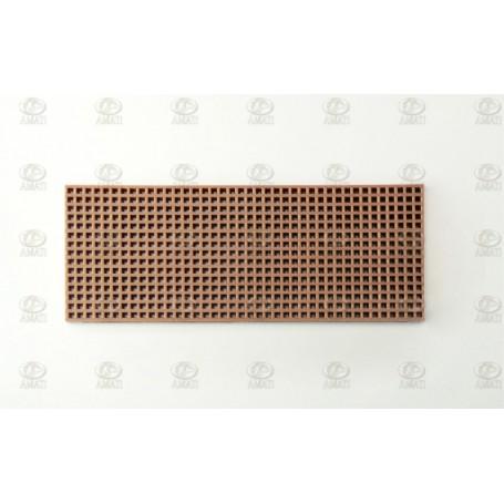 Amati 4328 Galler, plast, träimitation, mått 100 x 38 mm, 1 st
