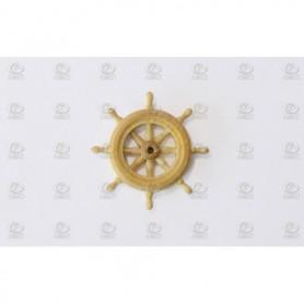 Amati 4353.40 Skeppsratt, trä, 40 mm diameter, 1 st