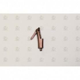 Amati 4355.03 Länspump, enkel, metall, höjd 18 mm, 1 st