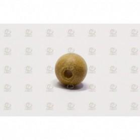 Amati 4380.06 Träkula med hål, diameter 6 mm, 50 st