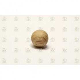 Amati 4380.08 Träkula utan hål, diameter 8 mm, 10 st