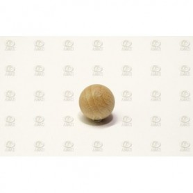 Amati 4380.10 Träkula utan hål, diameter 10 mm, 10 st