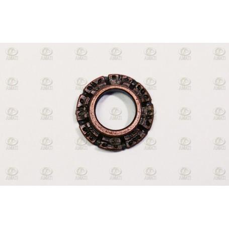 Amati 4395.06 Mastfot, metall, diameter 6 mm, 10 st