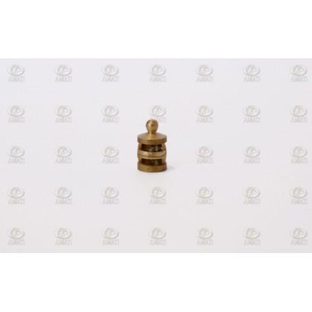 Amati 4700.01 Lanterna, mässing, höjd 6 mm, 10 st