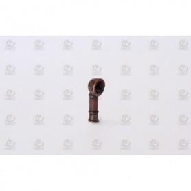 Amati 4815.20 Doradeventil, metall, höjd 20 mm, 2 st
