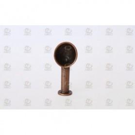 Amati 4816.50 Doradeventil, metall, höjd 50 mm, 2 st
