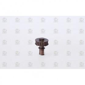 Amati 4818 Luftintag, metall, höjd 22 mm, 1 st