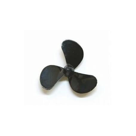 Amati 4824.30 Propeller, 3-bladig, vänster, diameter 30 mm, nylon, 1 st