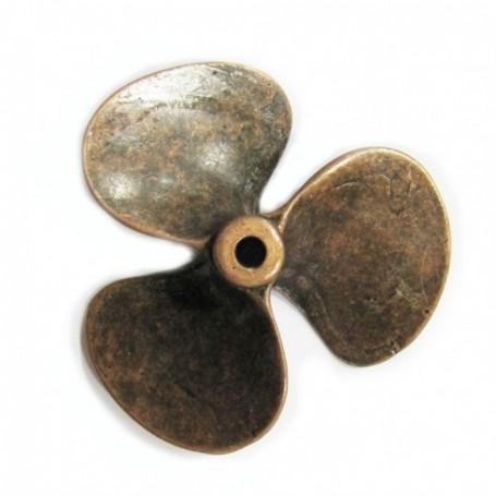Amati 4828.41 Propeller, 3-bladig, höger, diameter 40 mm, metall, 1 st