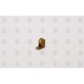 Amati 4855.03 Block, mässing, mått 8 x 9 mm, 10 st