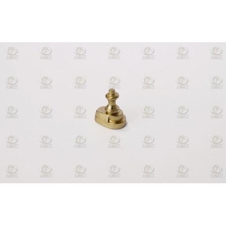 Amati 4865.14 Metallvinsch, modern, metall, mått 8.5 x 14 mm, 1 st