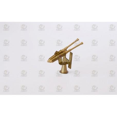 Amati 4896 Luftvärnskanon, dubbel typ, längd 24 mm, 1 st