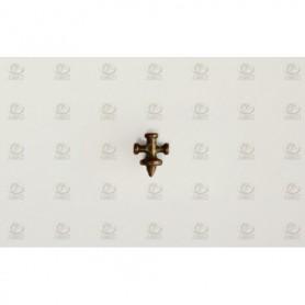 Amati 4912 Pollare, korstyp, metall, höjd 7 mm, 10 st
