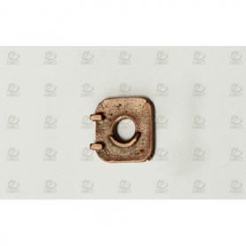 Amati 4938.08 Lucka, metall, mått 8 x 8 mm, 10 st