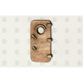 Amati 4939.25 Dörr, metall, mått 13 x 25 mm, 10 st