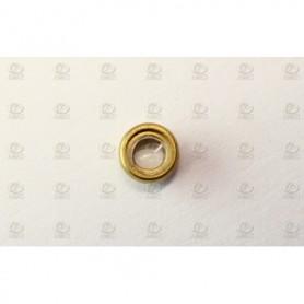 Amati 4940.05 Porthål, mässing, med glas, diameter 5 mm, 10 st
