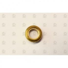 Amati 4940.07 Porthål, mässing, med glas, diameter 7 mm, 10 st