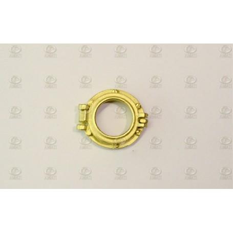 Amati 4941.15 Porthål, öppningsbar, metall, diameter 15 mm, 1 st