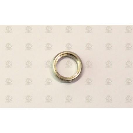 Amati 4942.10 Porthål, nickelpläterad metall, utan glas, diameter 10 mm, 10 st