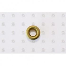 Amati 4945.02 Porthål, mässing, utan glas, diameter 2.0 mm, 50 st