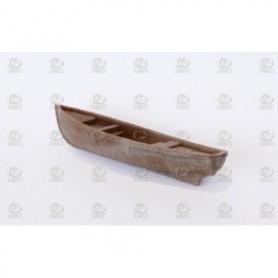 Amati 4976 Båt, plast, längd 80 mm, 1 st
