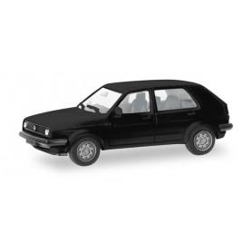 Herpa 012195-007 Herpa MiniKit. VW Golf II 4 doors, black
